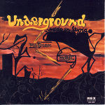 Mashuun/Magic69, Underground made in Styria, LP, 1973 © by Franz Landl