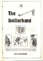 Isolierband Textheft, 1982