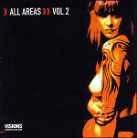 Visions Compilation - All Areas vol. 2, CD Cover © Sexy Undergroundband
