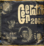 "Generation2000, 7"" 1969, Cover © Generation2000"