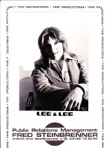 Lee Cooper Group, Promo, Info © Fred Steinbrenner