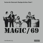 Buchcover Magic/69, Rockarchiv Steiermark 2013 © Rockarchiv Steiermark